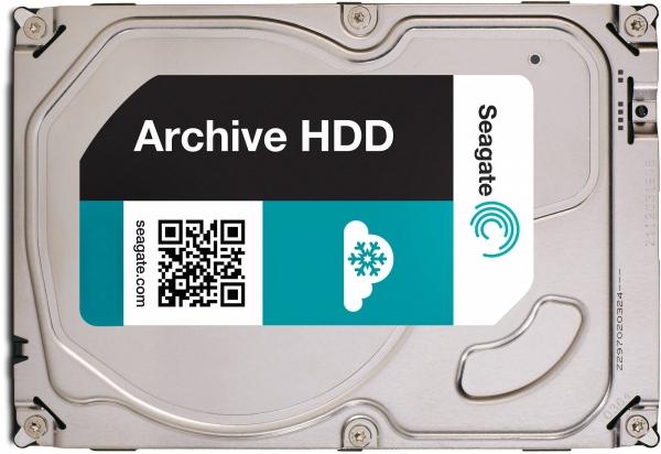 Seagate Archive: Один из первых жёстких дисков, использующий SMR