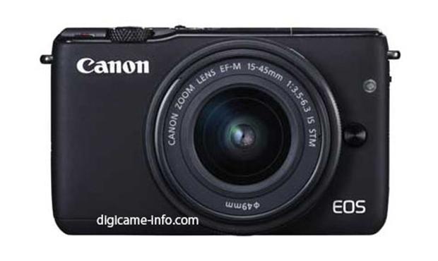 Беззеркальный фотоаппарат Canon EOS M10 получит 18-Мп сенсор APS-C