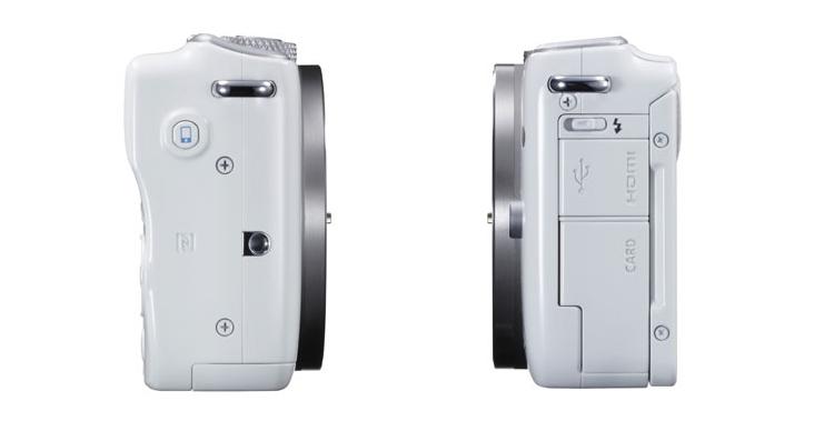 """Canon EOS M10: беззеркальный фотоаппарат с 18-мегапиксельной матрицей"""""""
