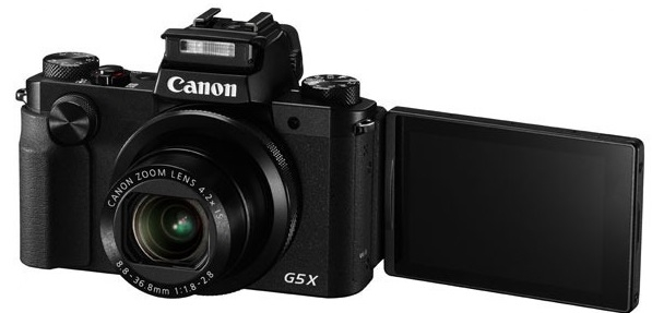 "Компактная камера Powershot G5 X засветилась на сайте Canon"""