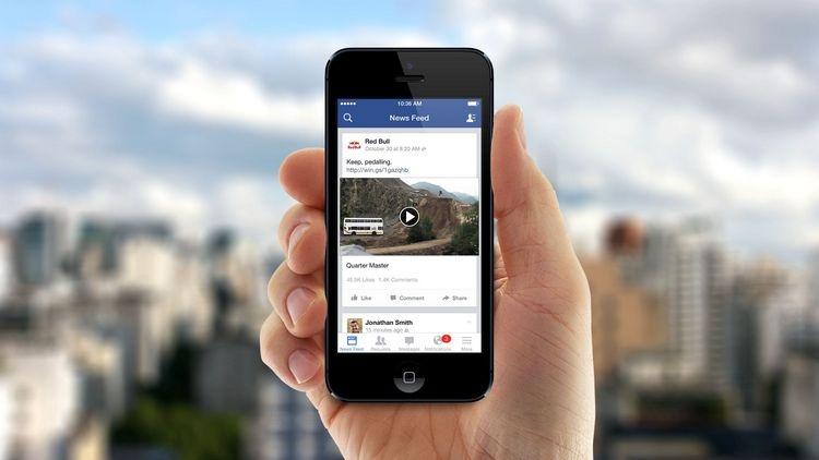 Компания Facebook приступила к тестированию своего YouTube
