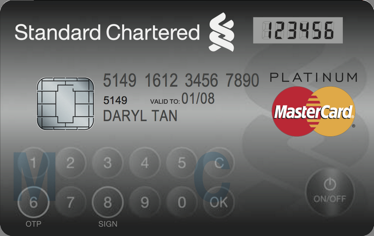 """Gemalto разработала кредитную карту с динамической верификацией CVC-кода"""""""