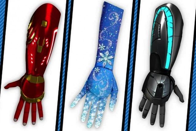 Disney и Open Bionics займутся разработкой стилизованных детских протезов 666