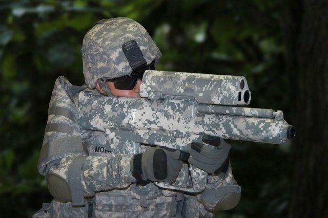 Армия США готовится принять на вооружение «умные» гранатомёты XM-25