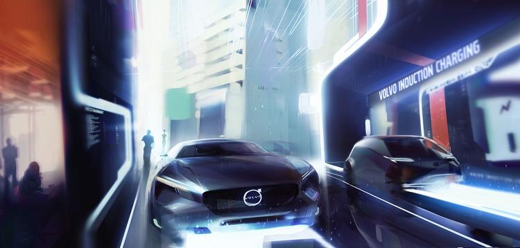 Volvo выпустит полностью электрический автомобиль в 2019 году