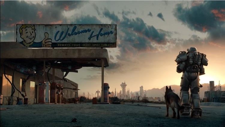 Fallout 4 Высшая Лига Исправление