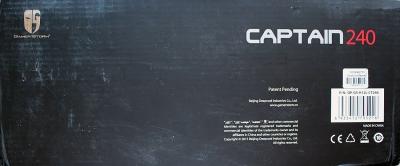 """Система жидкостного охлаждения Deepcool CAPTAIN 240: немного моддинга не повредит"""""""