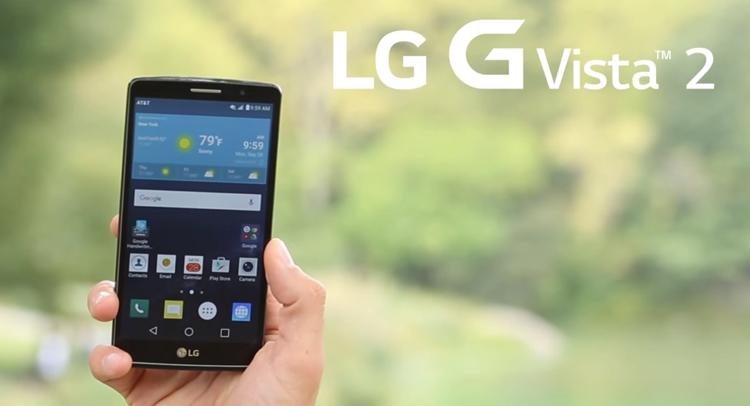"""LG G Vista 2: фаблет с 5,7"""" экраном и поддержкой перьевого ввода"""