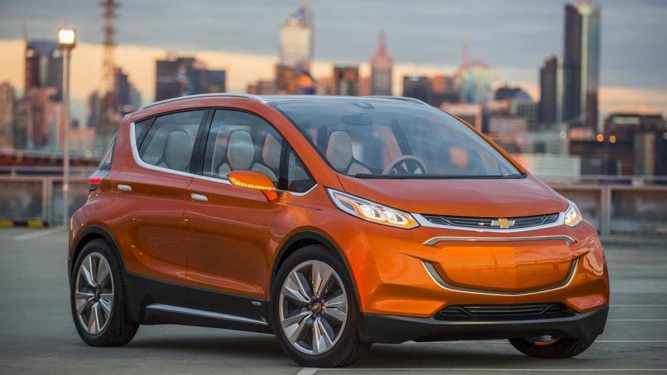 Сотрудничество GM и LG ускорит выход электромобиля Chevrolet Bolt