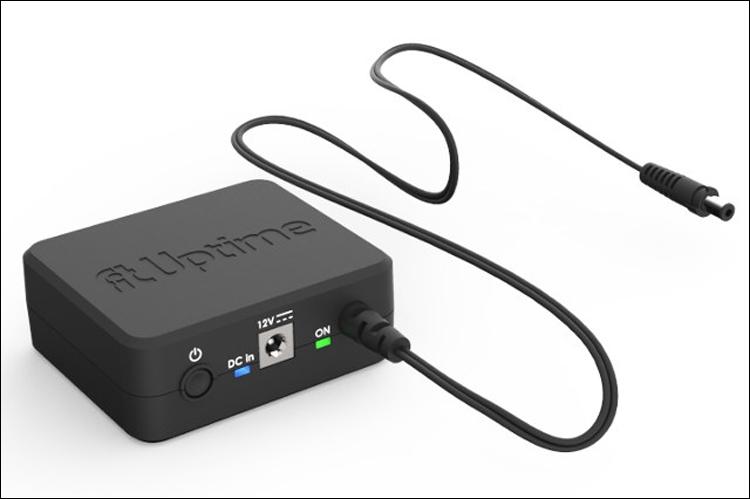 """fit-Uptime: компактный ИБП для мини-компьютеров"""""""