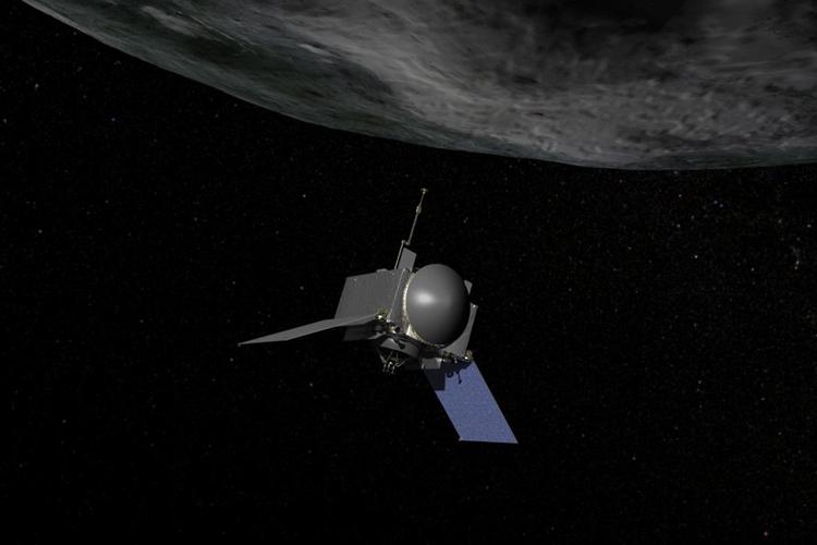 """Завершена сборка аппарата OSIRIS-REx для доставки образцов грунта с астероида"""""""