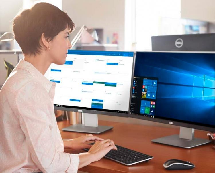 Офисный ПК на базе Windows 10