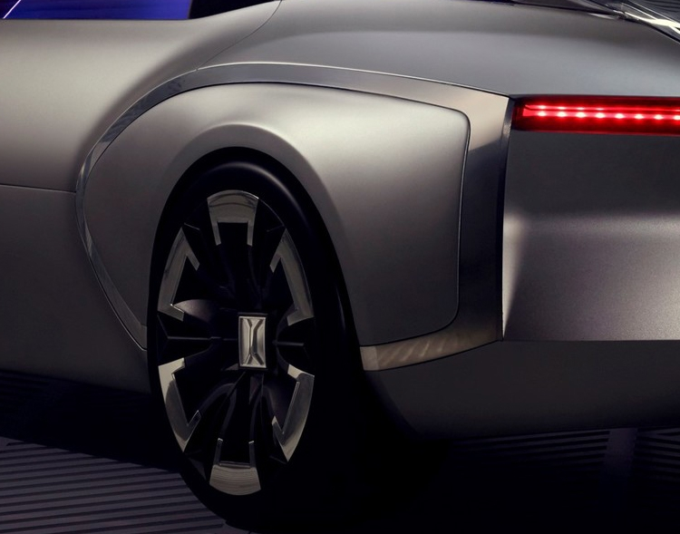 "Renault показала оригинальный концепт-кар Coupe Corbusier"""