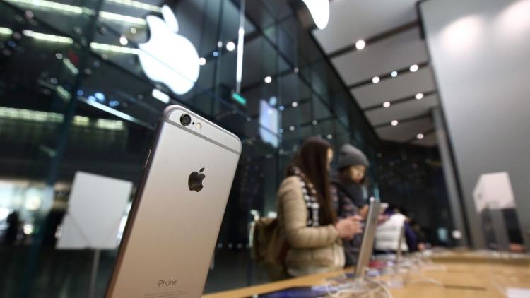 """Рекордные продажи компьютеров обеспечили Apple самые большие доходы за год"""""""