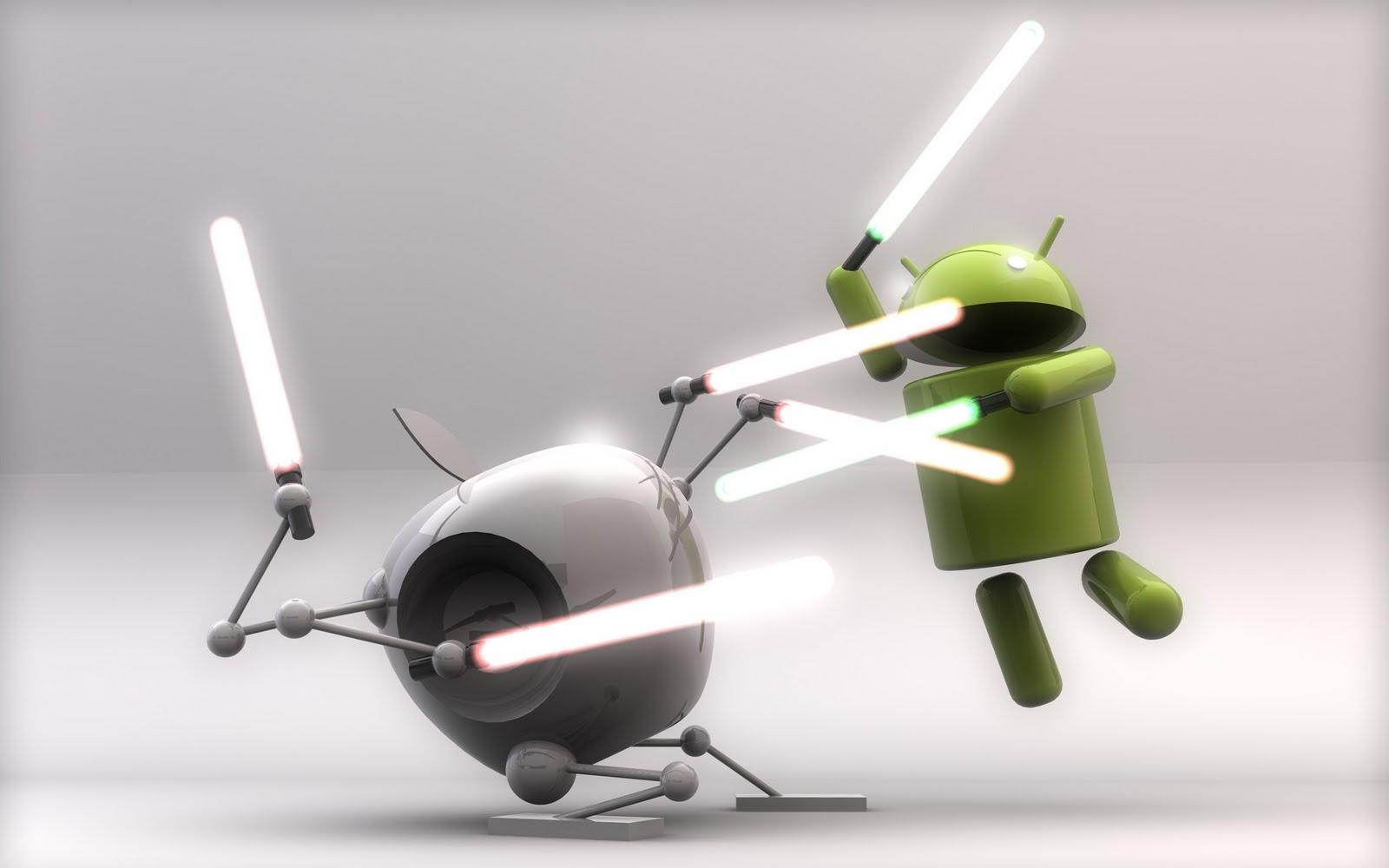 """Треть новых покупателей iPhone пользовались Android-смартфоном"""""""