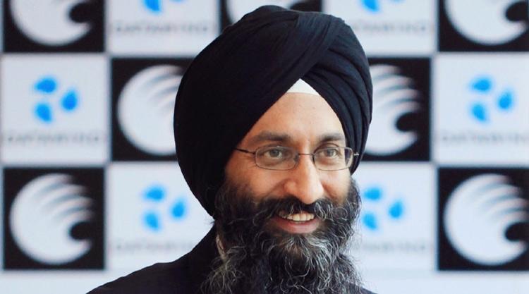 Сунит Синх Тули, гендиректор DataWind