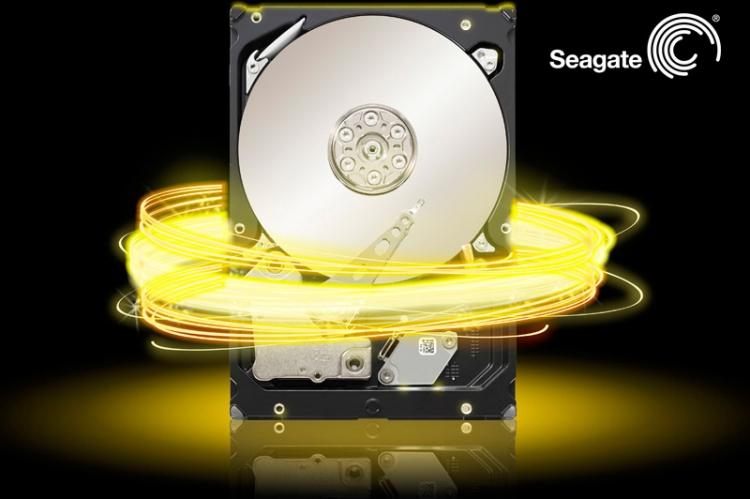 Жёсткий диск Seagate