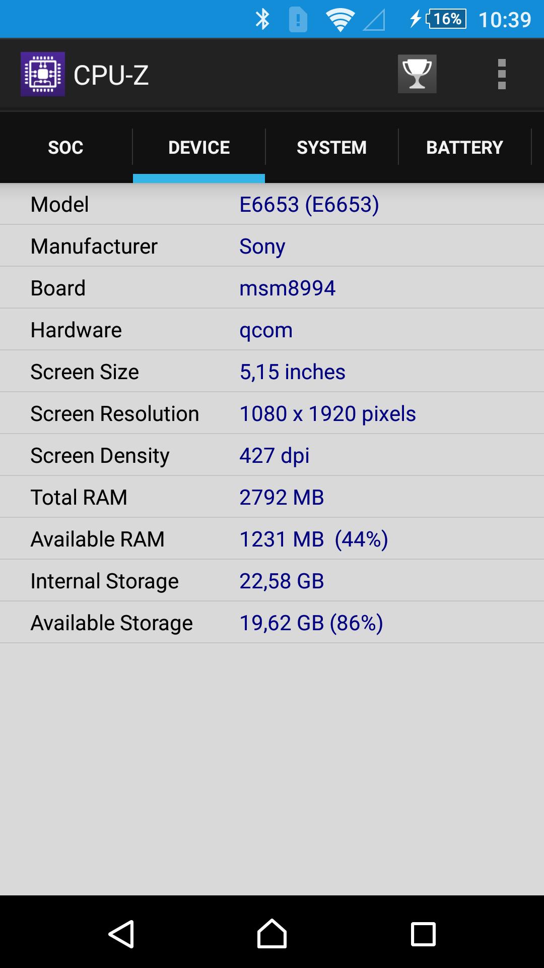 Обзор смартфона Sony Xperia Z5: эмоциональный переворот