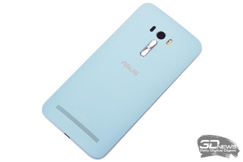 ASUS Zenfone Selfie – задняя панель