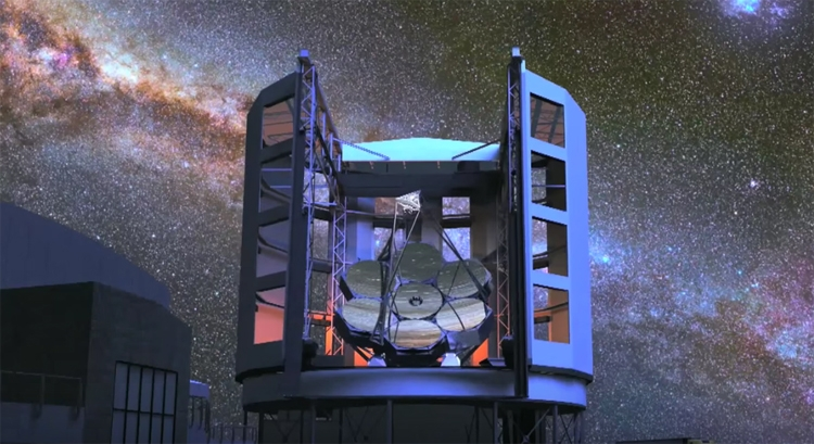 Giant Magellan Telescope, GMT