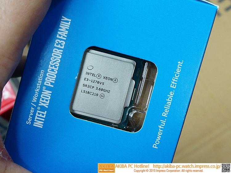 Новая упаковка позволяет тщательно изучить маркировку чипа
