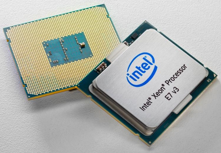 Intel Xeon E7 v3 с 18 ядрами