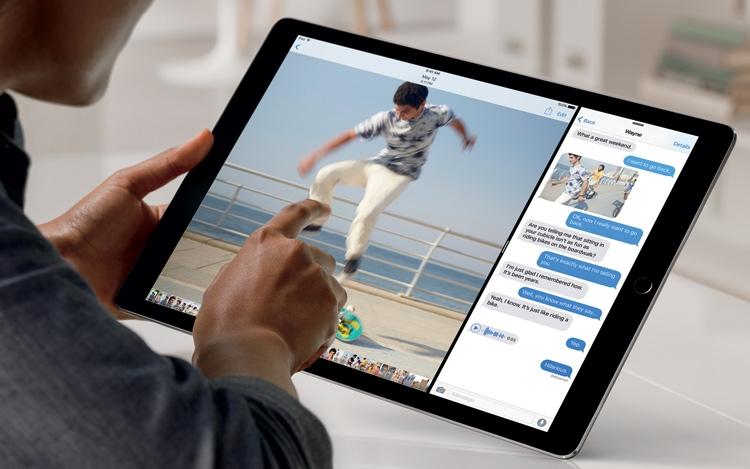 iPad Pro — самый большой планшет Apple