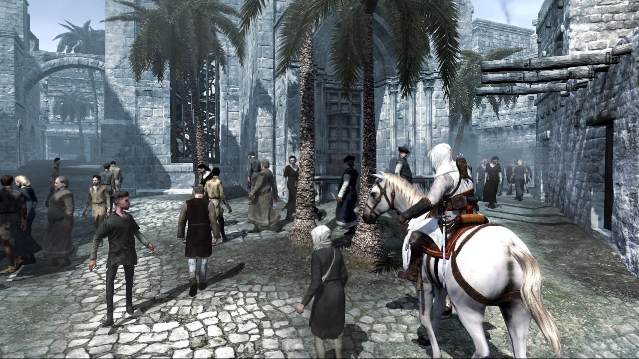 EA разрабатывает игру в духе Assassin's Creed при участии ...