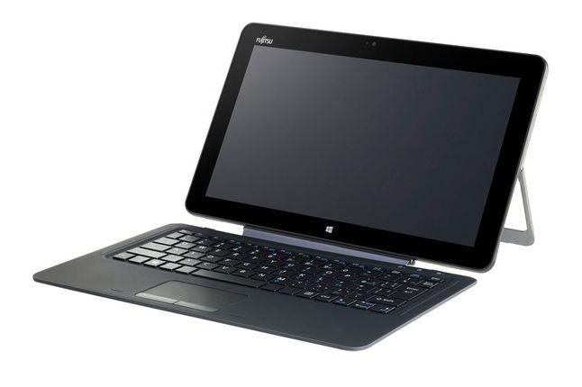 """Fujitsu анонсировала планшет и трансформируемый ультрабук"""""""