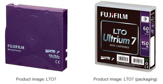 Картридж и упаковка Fujifilm