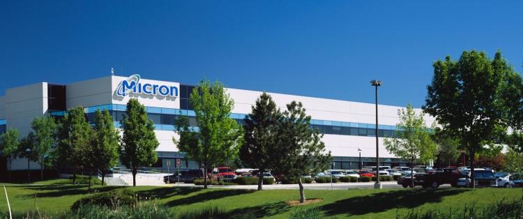 Штаб-квартира Micron Technology