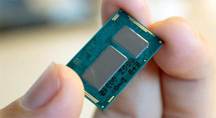 Процессор Intel Broadwell-U с набором логики на одной подложке с CPU