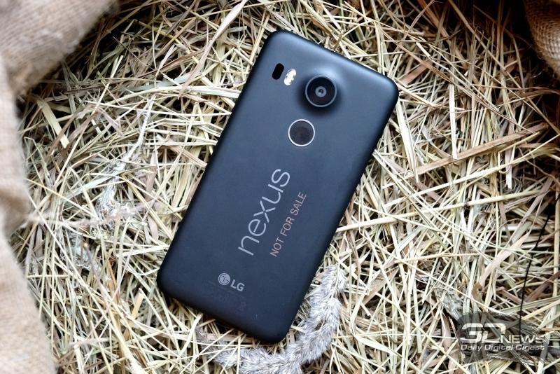 Google Nexus 5X, ������ ������: ����� � ������� � ����� ���������� � ������� �������. ������� Not for sale � ���������� Nexus �� �����, �� �����������