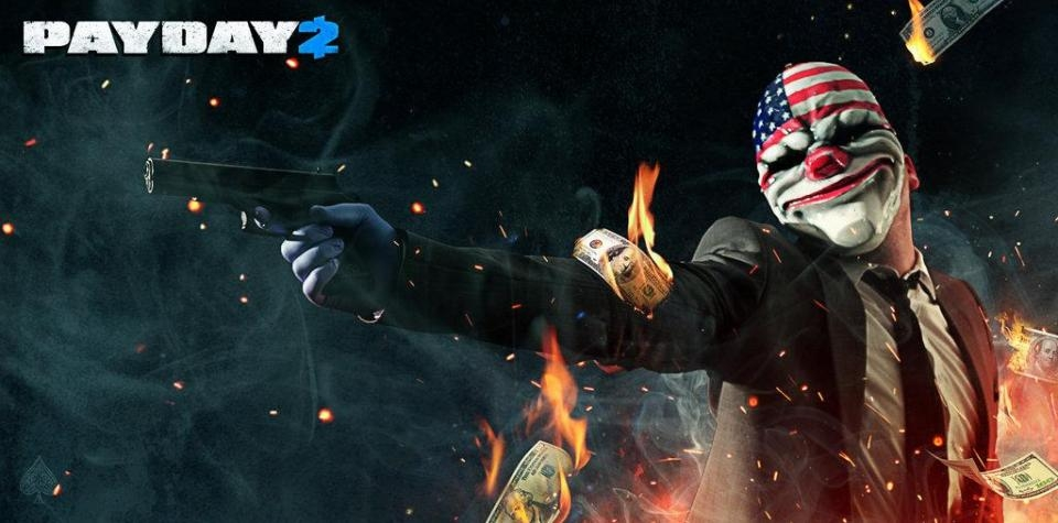 PAYDAY 2 Update 6-FTS Pc Game
