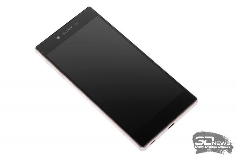 Знакомьтесь, Sony Xperia Z5 Premium