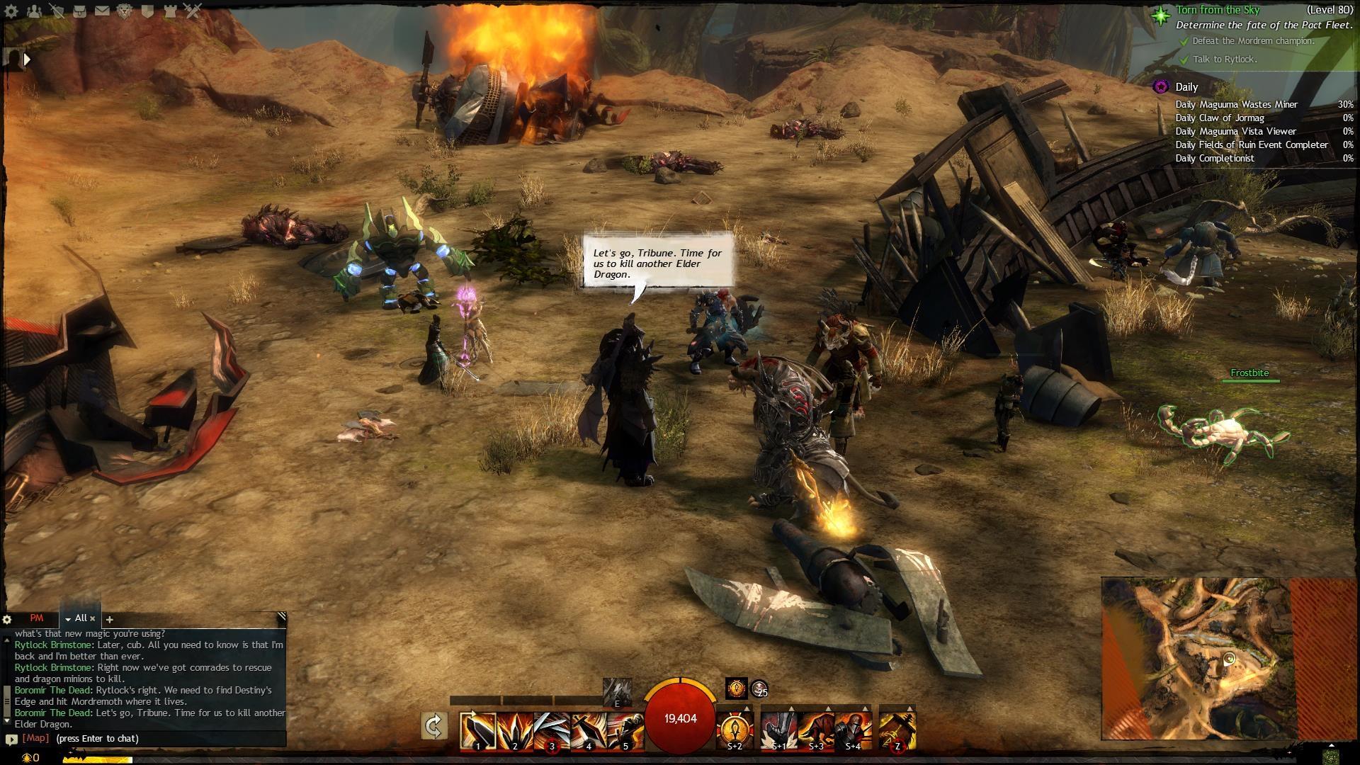 Guild wars 2 рецензия 8543