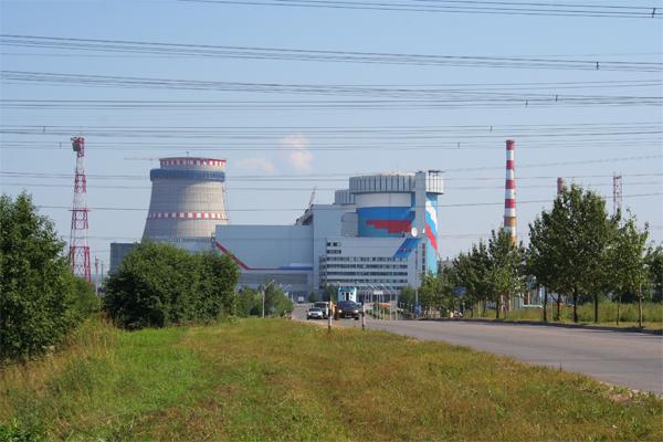 Калининская АЭС (источник фото: Wikimedia Commons)