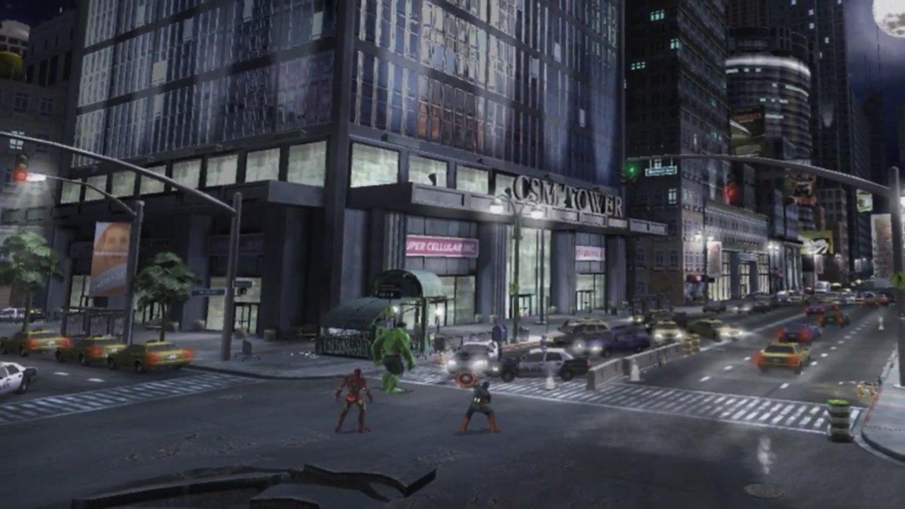 Видео: подробности и геймплей отменённой игры по «Мстителям» от THQ
