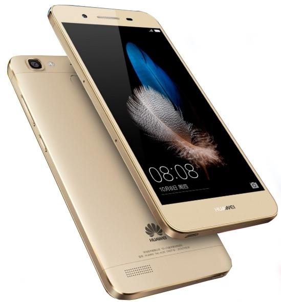 Huawei Enjoy 5S: металлический смартфон со сканером отпечатков пальцев