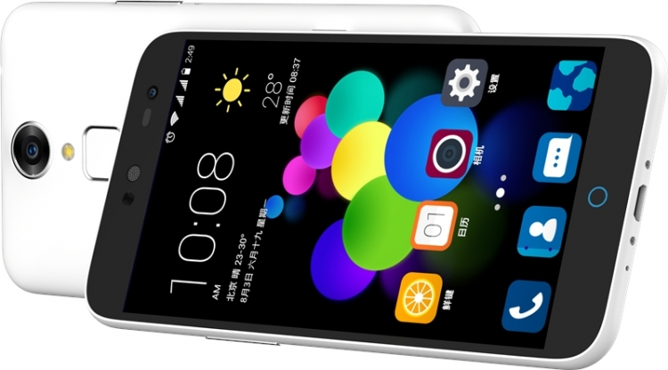 ZTE Blade A1: конкурент iPhone 5c с 13-Мп камерой за $94