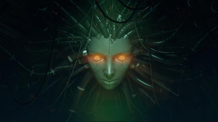 Скриншот из любительского ремейка System Shock 2 на CryEngine, созданной пользователем Mr Smo
