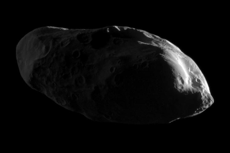 Спутник Сатурна Прометей
