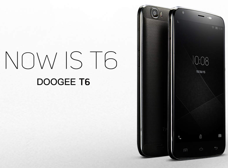 Компания Doogee рассказала об особенностях новейшего смартфона с обозначением T6 продажи которого стартуют до конца текущего года