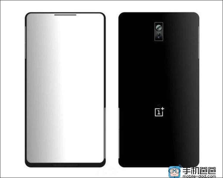 Появились предполагаемые рендеры смартфона OnePlus 3