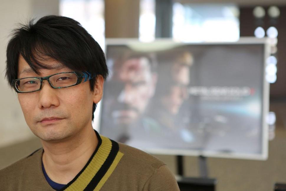 Кодзима открыл собственную студию, первый проект — консольный эксклюзив для PS4