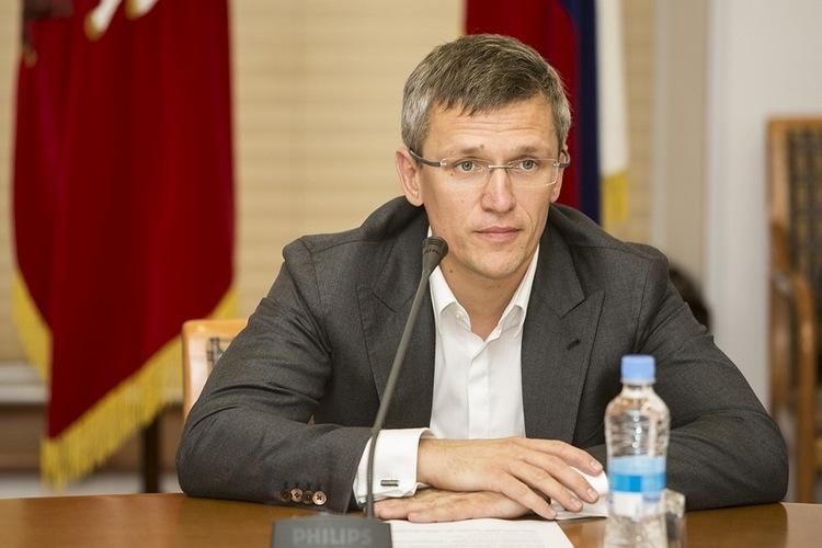 Артём Ермолаев, глава ДИТ Москвы