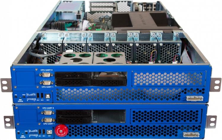 Сервер на базе экспериментального процессора Qualcomm