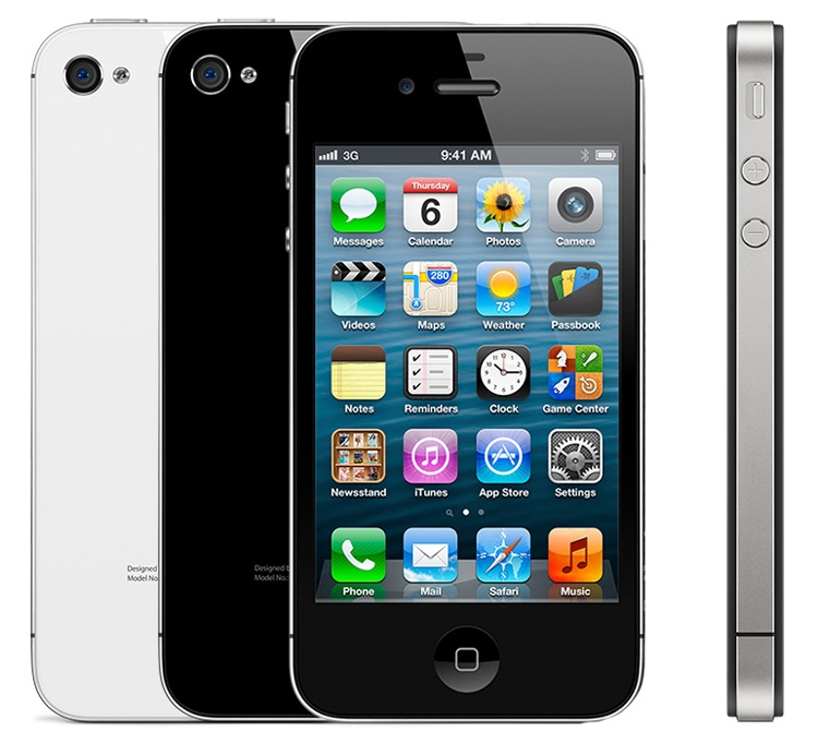 iPhone 4s последним из смартфонов Apple получил 3,5 дисплей