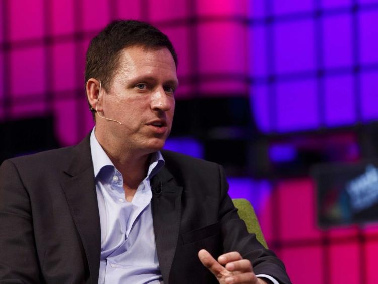 Питер Теил (Peter Thiel), основатель и основной инвестор Stemcentrx