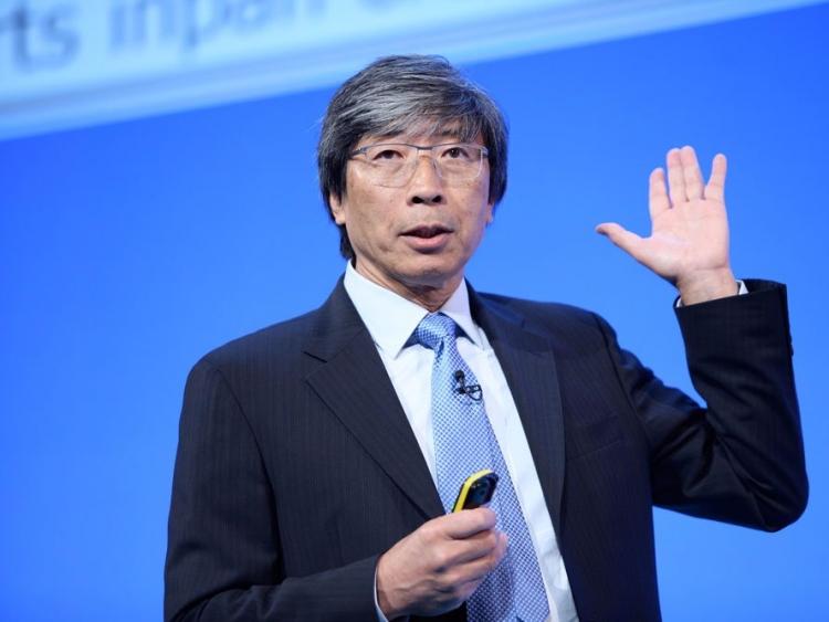 Патрик Сун-Сионг, основатель NantHealth